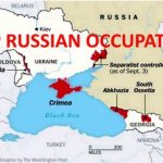 Stop russin occupation! Graphic by Washington Post