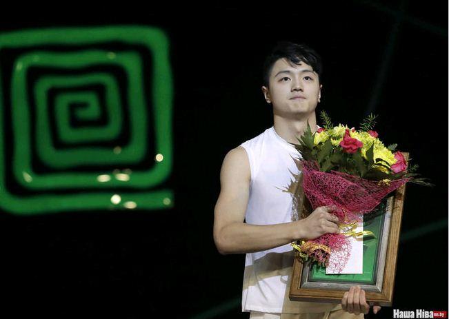 Соліст ансамблю армії КНР – переможець фестиваля хореографії у Білорусі