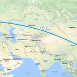 Китай, Иу - Украина,Киев