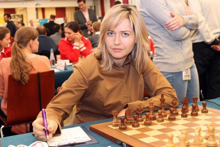 Наталья Жукова чемпионка Европы по шахматам