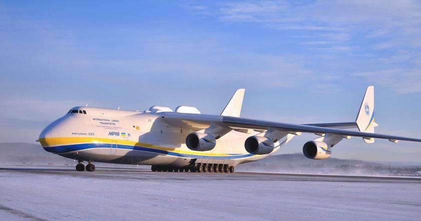 Российские инсинуации о продаже Ан-225 «Мрія» в Китай — в СМИ Китая