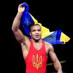 Жан Беленюк, борец. Украина