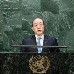 Постоянный представитель Китая в ООН Лю Цзеи
