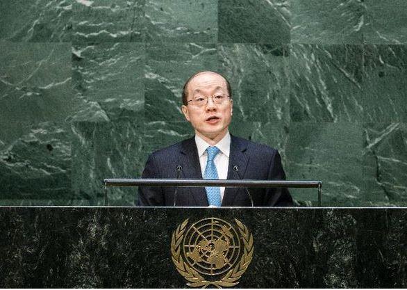 Постпред Китая в ООН в духе ханов Орды потребовал от Великобритании не осуждать убийства мирных жителей в Сирии российскими военными