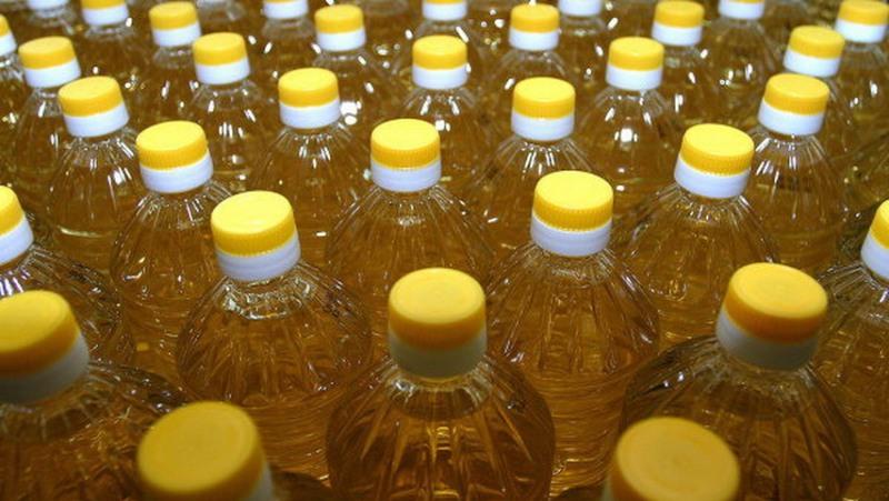 Індія і Китай купили більше ніж 40% олії, експортованої з України