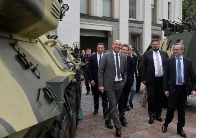 Парламентская ассамблея НАТО о китайской угрозе и о вступлении Украины в НАТО