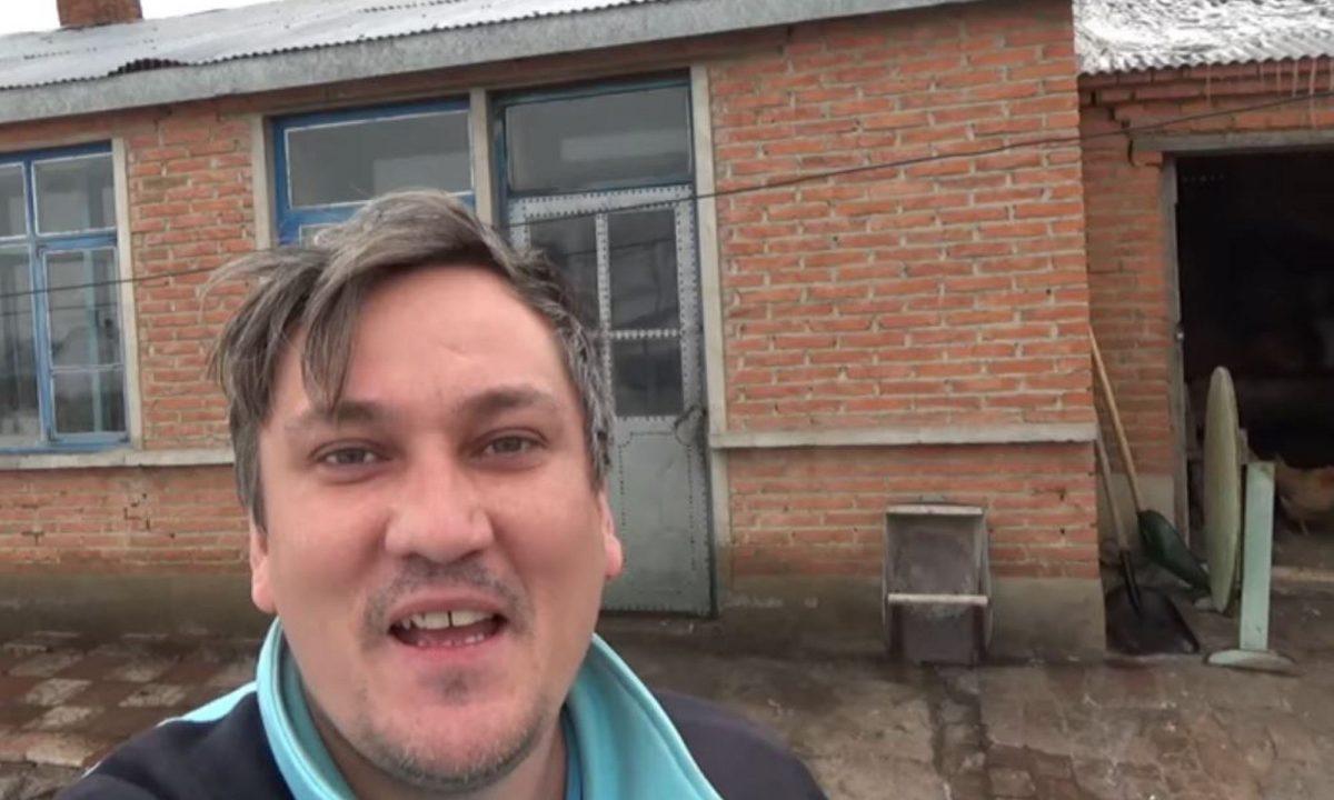 Русский взгляд на китайскую глубинку (сельский дом и жизнь в нём)
