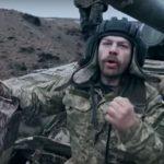 Украинский солдат захватил российский танк и показывает российский сухпайок