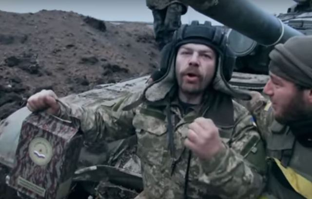 Китайцам о военном нападении России на украинцев — на примере боёв под Дебальцево