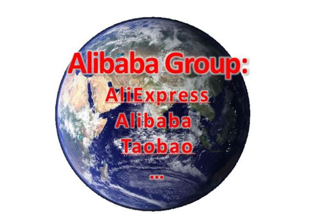 AliExpress, Alibaba, Taobao, Alibaba Group