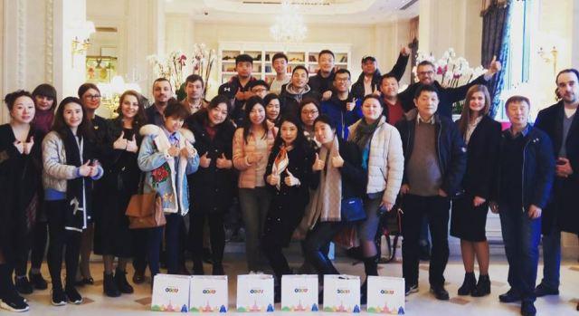 У Києві проведено WORKSHOP UKRAINE-CHINA за участю 20 туристичних компаній і ЗМІ з Китаю