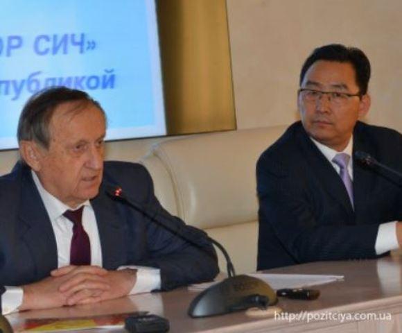 В КНР должны прекратить рейдерские захваты китайцами украинских активов Мотор Сич
