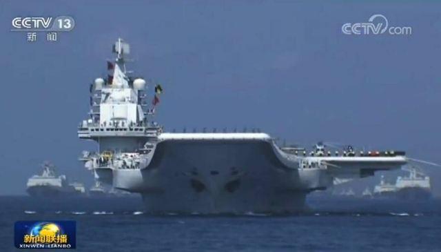 КНР провела найбільше воєнно-морське навчання у своїй історії