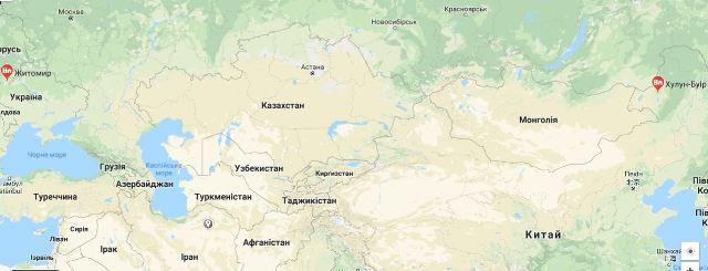 Меморандум про взаєморозуміння між керівництвом міст Житомир (Україна) і Хулун Буір (КНР)
