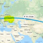 Кратчайший маршрут Китай - Евросоюз (Пекин-париж)