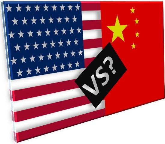США проти (?) КНР