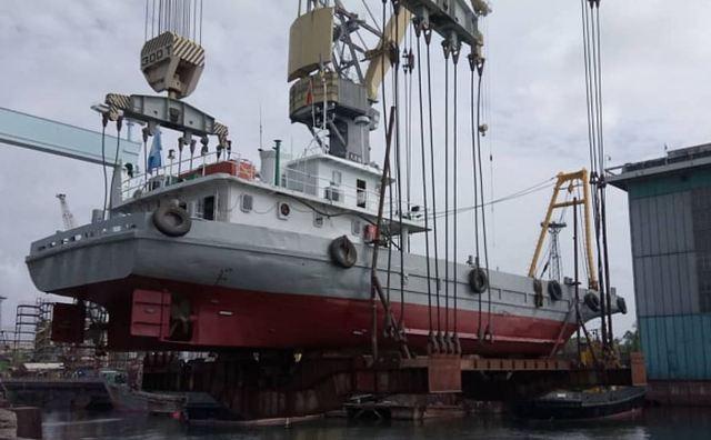 Чорноморські верфи в Україні виконали доковий ремонт китайських суден для робіт в Україні