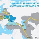 Транскаспійський маршрут Євросоюз-Азія через Україну