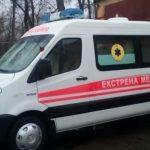 Китай надав Україні безкоштовно 50 автомобілів швидкої допомоги