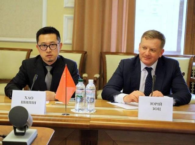 Міненерговугілля України з китайською CNNC – про співпрацю у проекті «Енергетичний міст «Україна – ЄС»