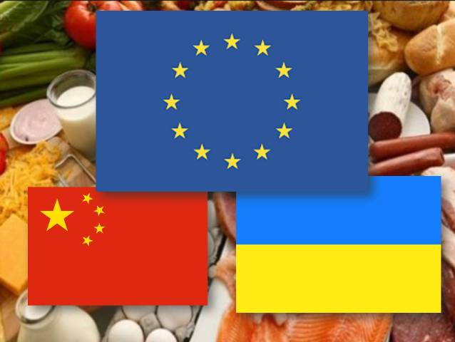 Украина обогнала КНР в экспорте агропродукции в ЕС и вошла в ТОП-3