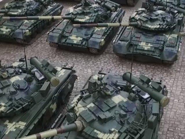 Китайці повинні припинити красти в Україні технології удосконалення танків та іншої техніки