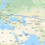 залізничний маршрут Китай Словаччина через Україну