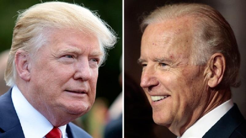Дональд Трамп проти Джо Байдена