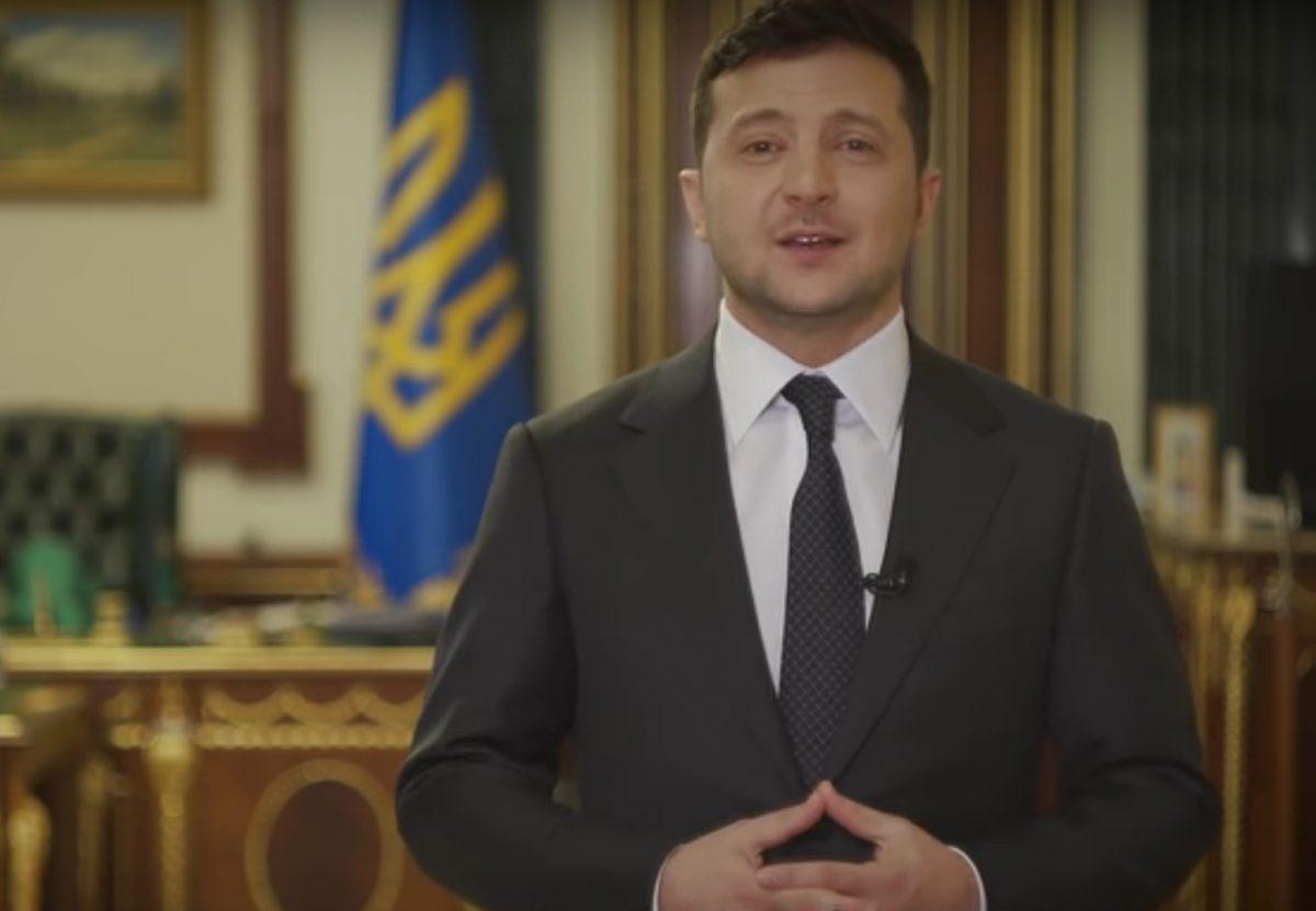 Звернення президента Зеленського, коронавірус, COVID-19