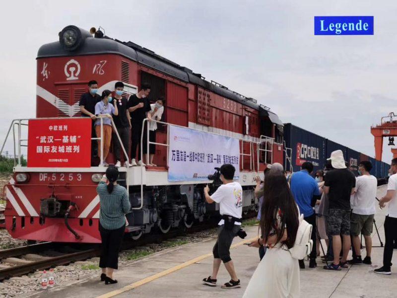 Вопросы-ответы для украинских бизнесменов про «прямой поезд» Китай-Украина