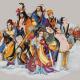 Восемь Бессмертных (кит. 八仙, Bā xiān) — восемь святых даосского пантеона
