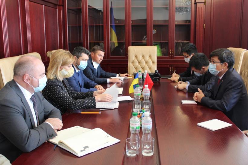 Засідання комісії Україна-Китай під головуванням віце-прем`єрів