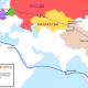 Новый Шёлковый путь из Китая через Россию, российская Википелия
