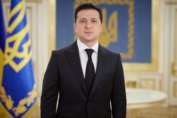 Президент України Зеленський щодо рішення РНБОУ