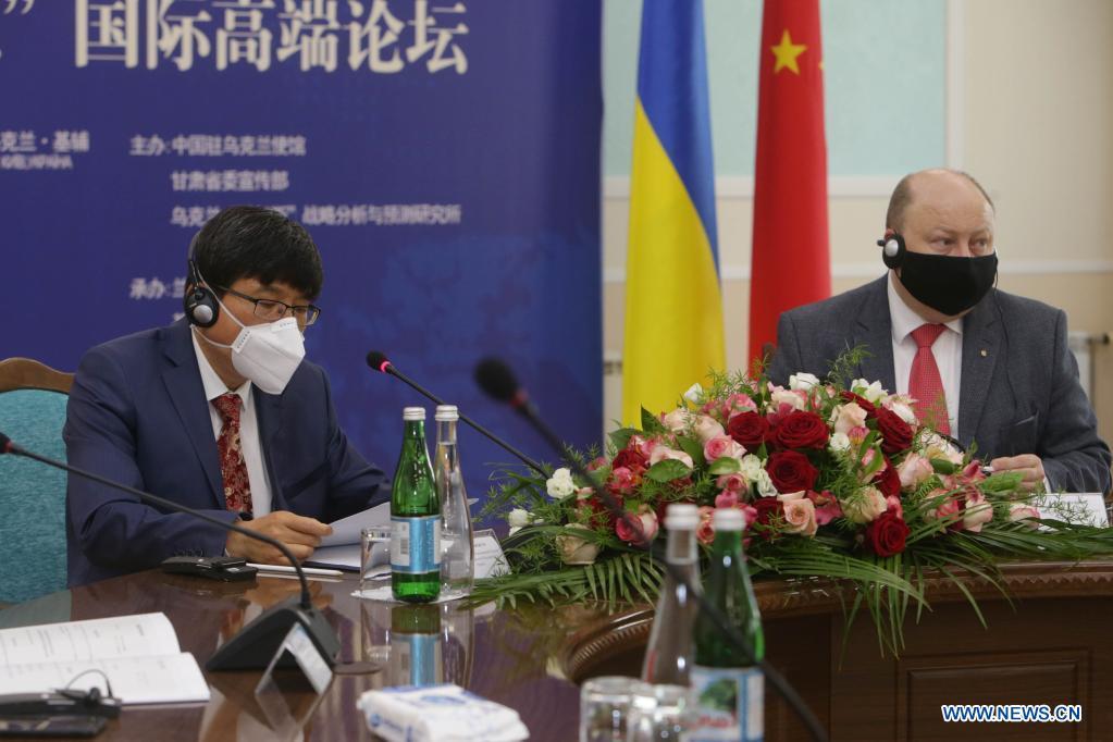 Україна готова просувати свою взаємовигідну співпрацю з Китаєм на новий рівень