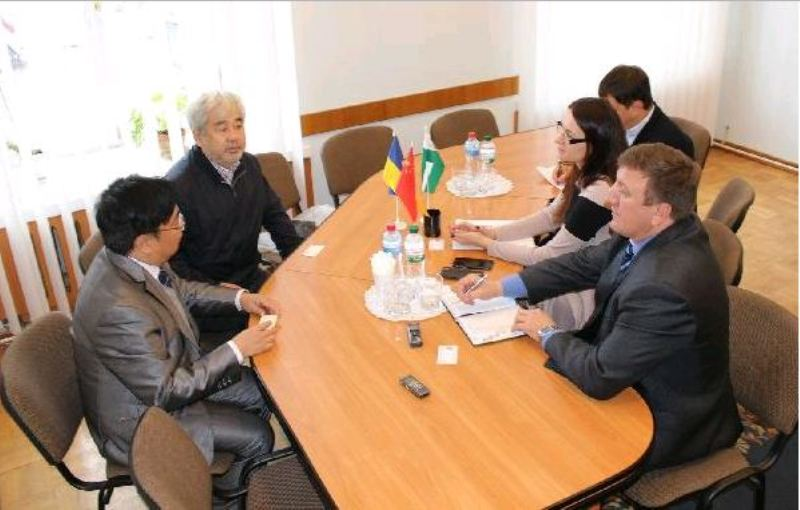 Китайська компанія Wuxi Dida lock Co., LTD вивчає можливість відкриття заводу у Чернігівській області