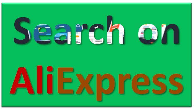 Полнотекстовый поиск на AliExpress