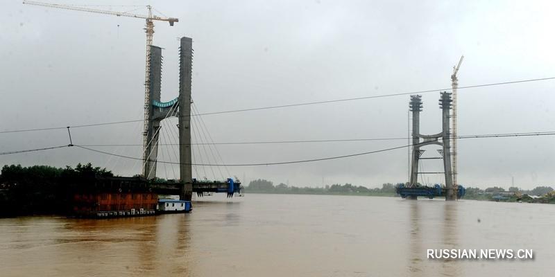 China river