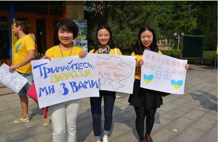 Китайские туристы едут в Одессу и на оккупированный Крымский полуостров