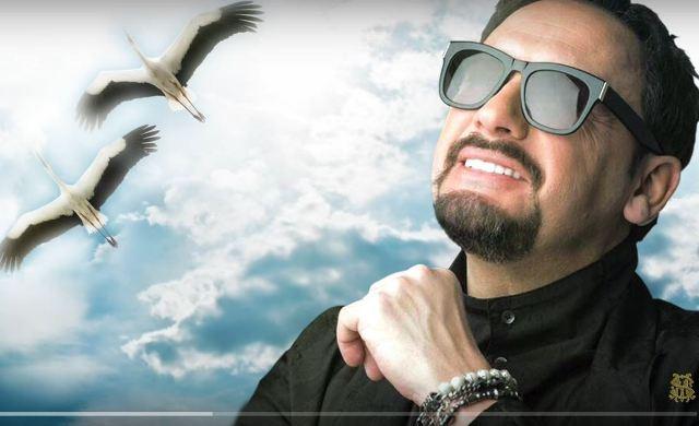Журавли летят в Китай, Стас Михайлов- заставка клипа