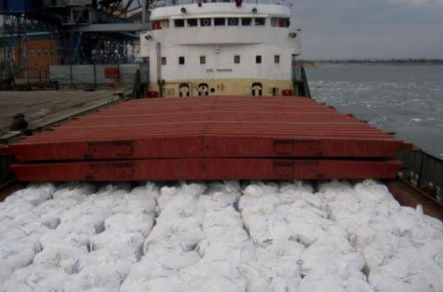 Україна-Китай, експорт муки
