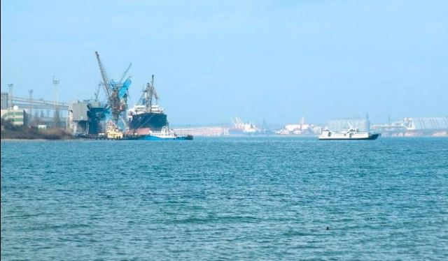 "Днопоглиблення порту ""Южный"" – успішний проект China Harbor Engineering Company"