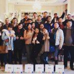 Воркшоп UKRAINE-CHINA у Києві, в якому взяли участь представники 20 туристичних компаній і ЗМІ з Китаю