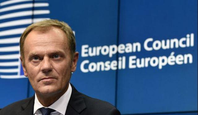 Дональд Туск - Президент Європейської Ради