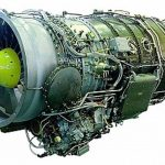 Двигун Мотор Січ АИ-222 Україна
