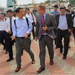 Китайська делегація в АМПУ,