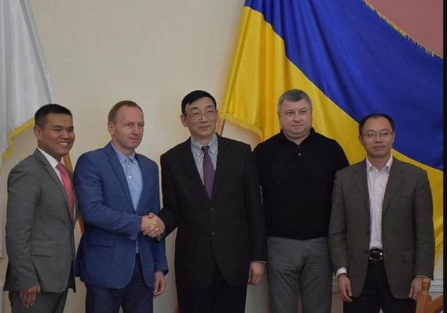 Китайці і українці хочуть спільно виробляти електроавтобуси у Чернігові, на ЧАЗ