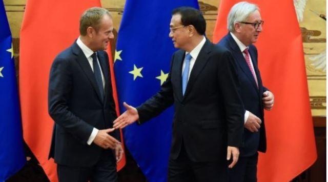 На 20-му саміті ЄС-Китай говорили і про Україну
