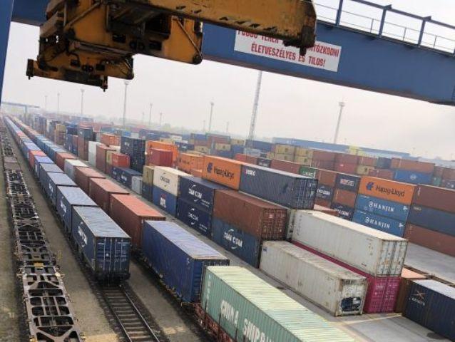 Південий транспортний коридор КНР-Угорщина