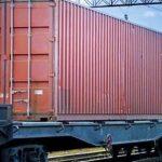 Контейнерний потяг з КНР до Києва